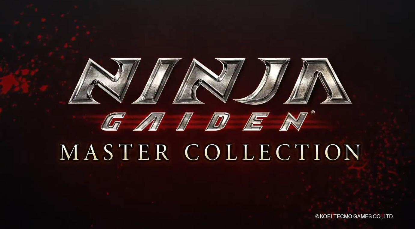 Ninja Gaiden Opening