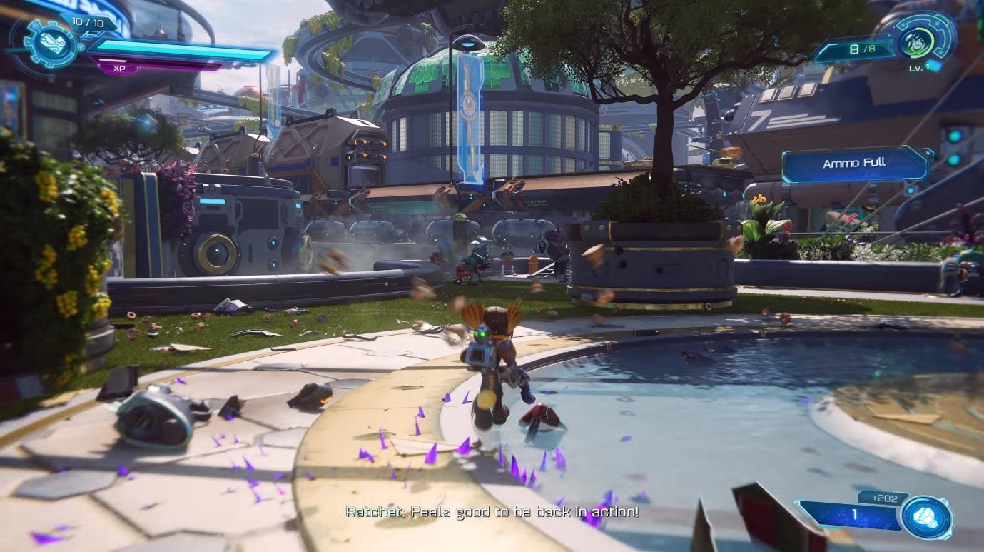 Ratchet & Clank Rift Apart Anticipated Games 2021