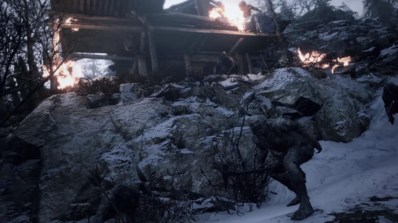 Resident Evil Village Anticipated Games 2021