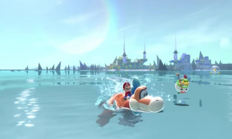 Super Mario 3D + Bowsers Fury screenshot
