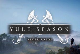 Assassin's Creed Valhalla River Raid DLC cover