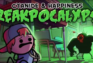 Cyanide and Happiness Game Cover