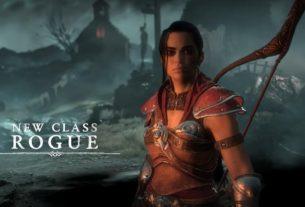 Diablo IV rogue class cover