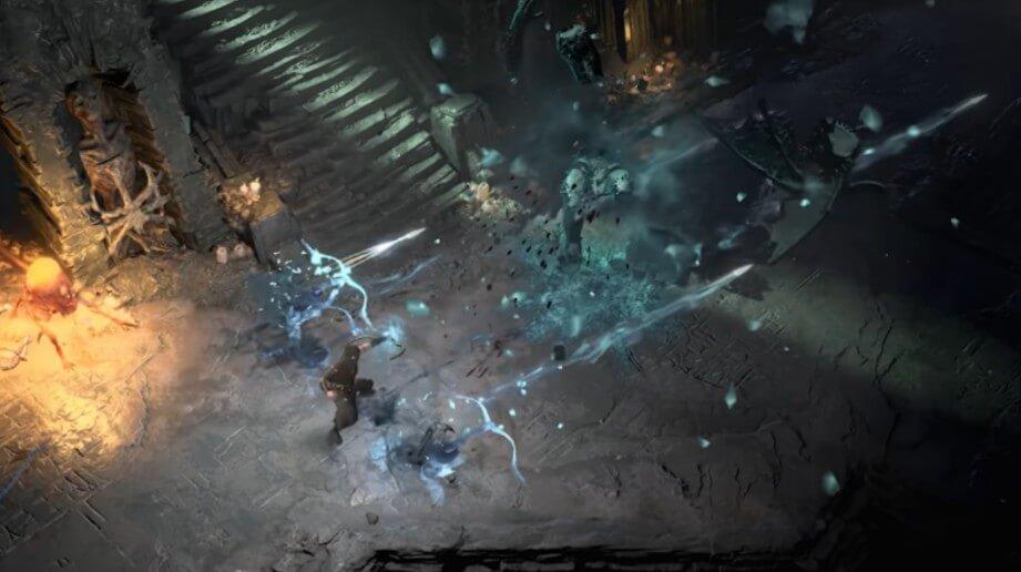 Diablo IV rogue class screenshot