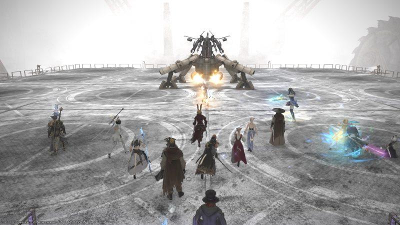 Final Fantasy XIV 9S