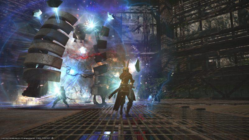 Final Fantasy XIV Copied Factory