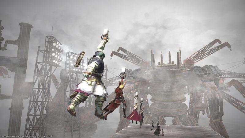 Final Fantasy XIV Engels