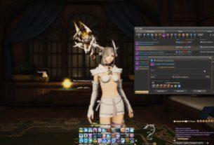 Final Fantasy XIV healer