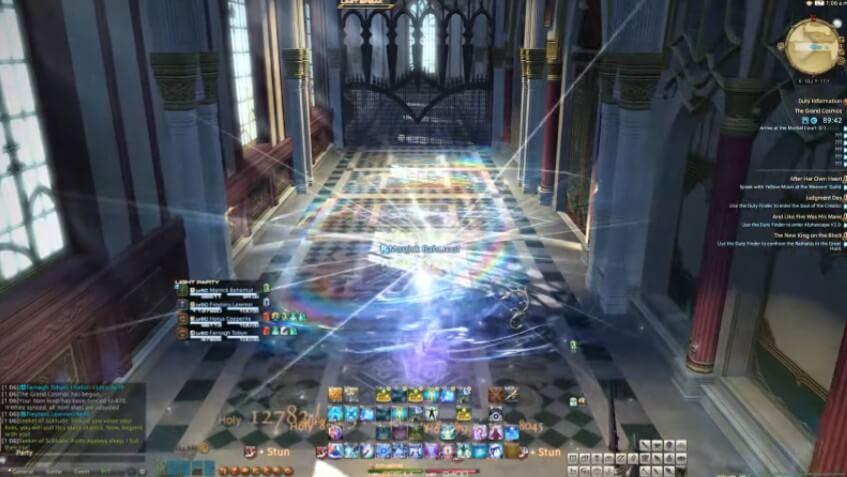 Final Fantasy XIV screenshot