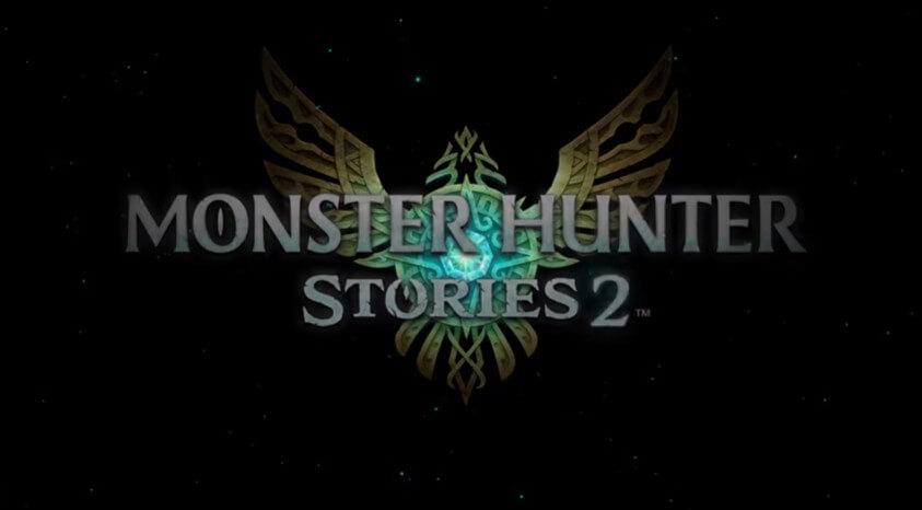 Monster Hunter Stories 2 cover