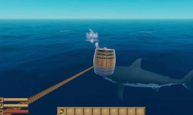 Raft PC Gameplay