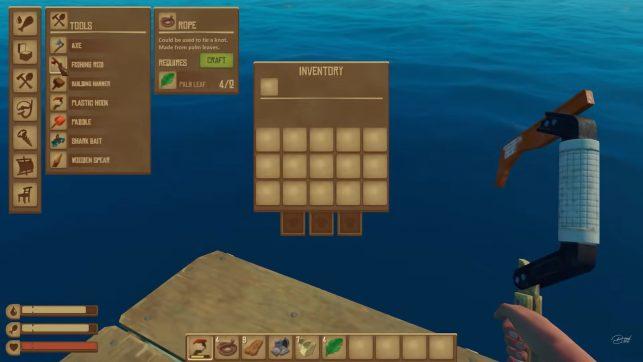 Raft Steam Game