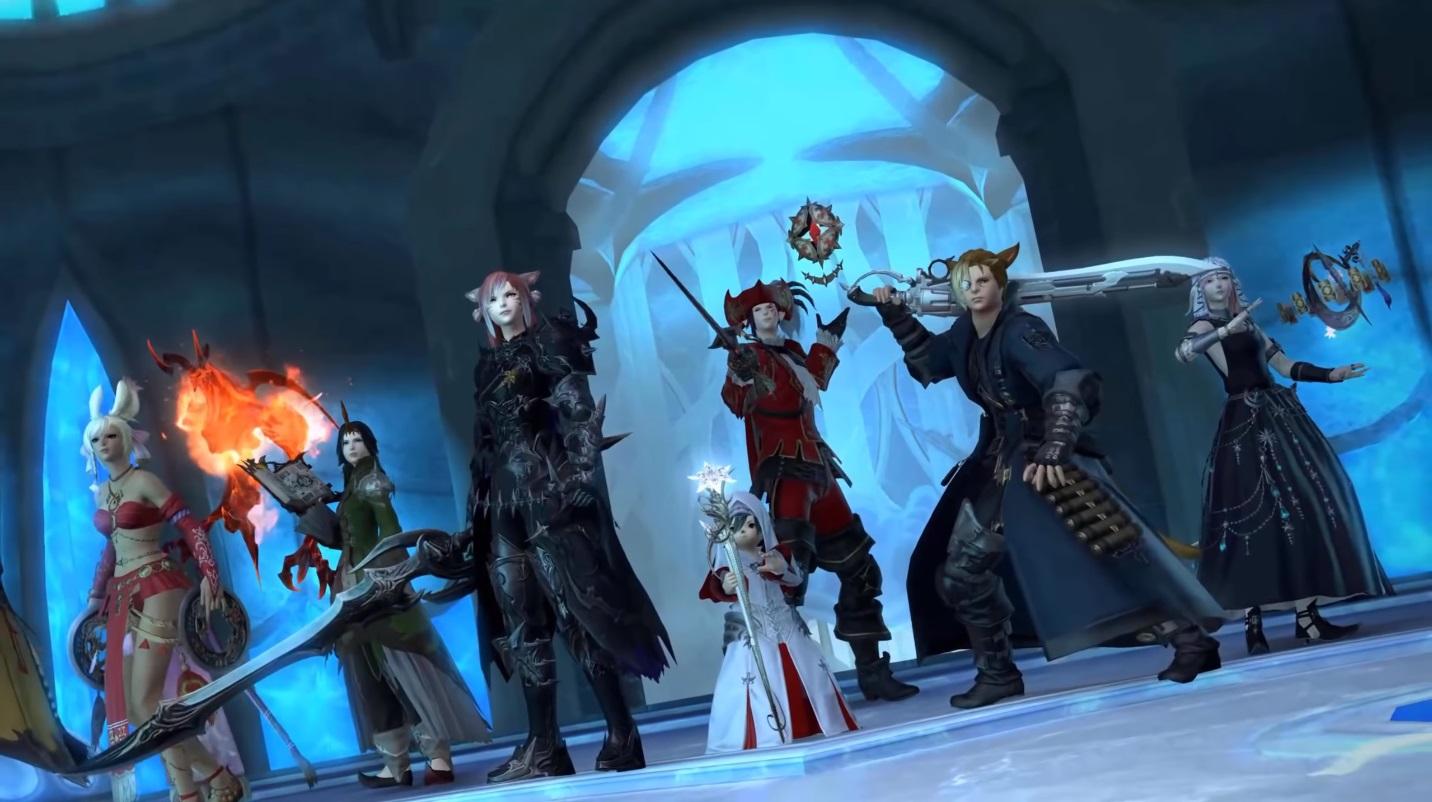 Tank Class Final Fantasy XIV