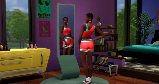 The Sim  4 DLC Kits