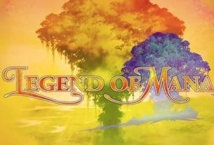 legend of mana cover