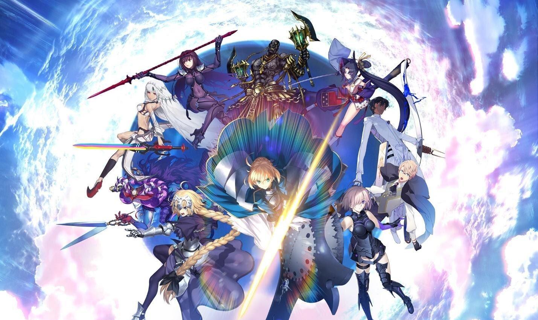 Fate Grand Order Char