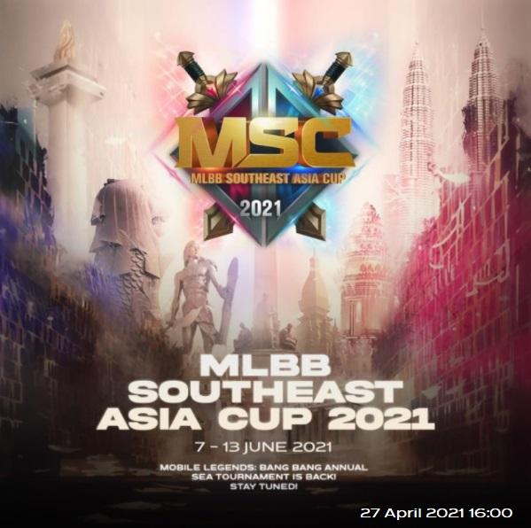 MLBB Southeast Asia Cup 2021