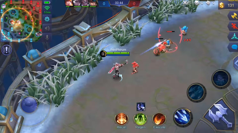 Mobile Legends Gameplay