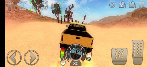 Offroad Outlaws Gameplay