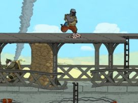 Valiant Hearts The Great War screenshot