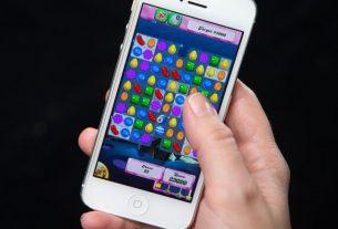 candy crush phone