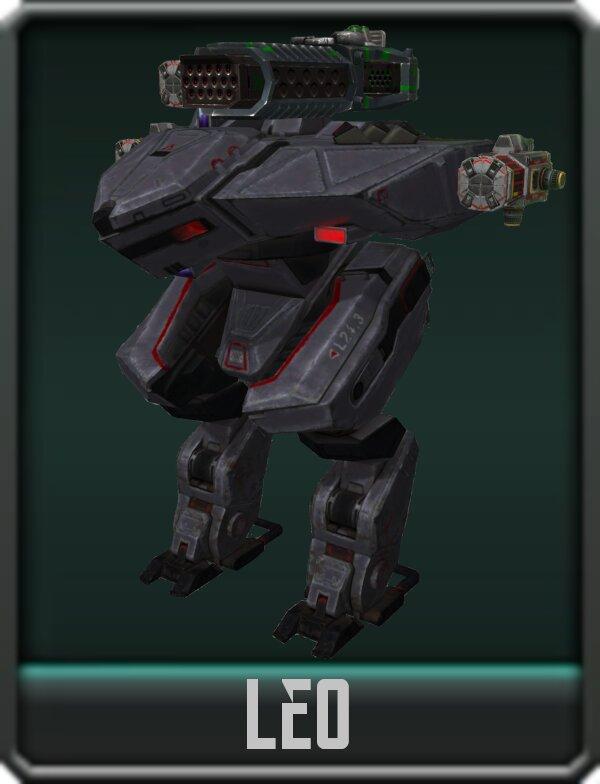war robots leo