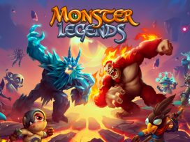 monsters legends game
