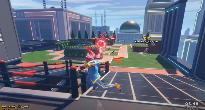 Knockout City Gameplay
