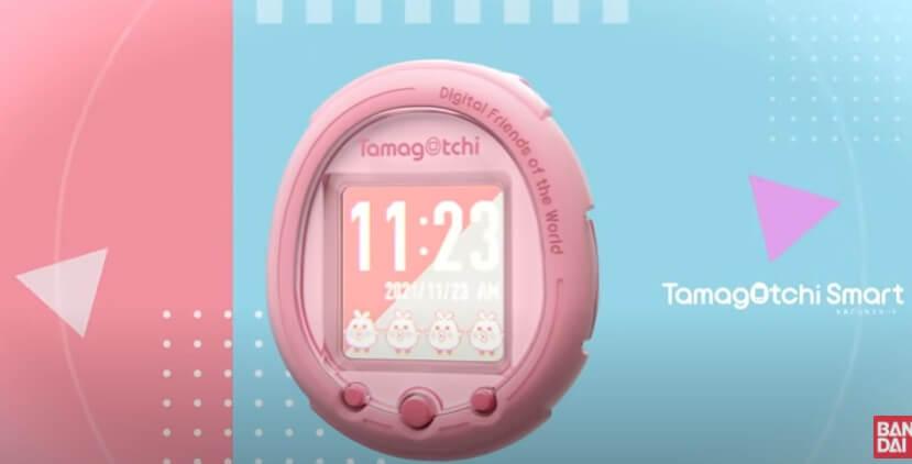 Tamagotchi Smartwatch preview