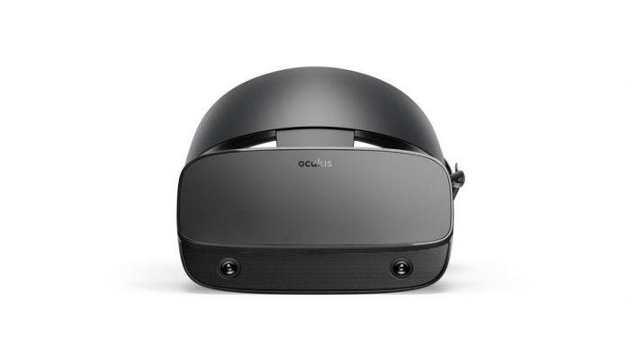 VR Headset Gameplay