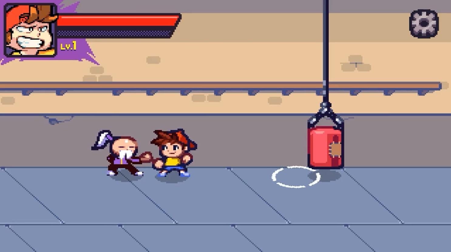 Beat Street gameplay