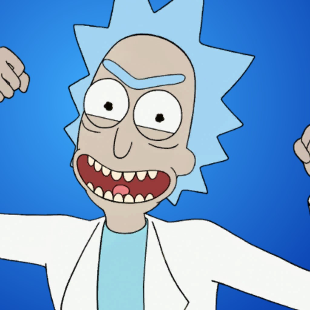 Fortnite Rick