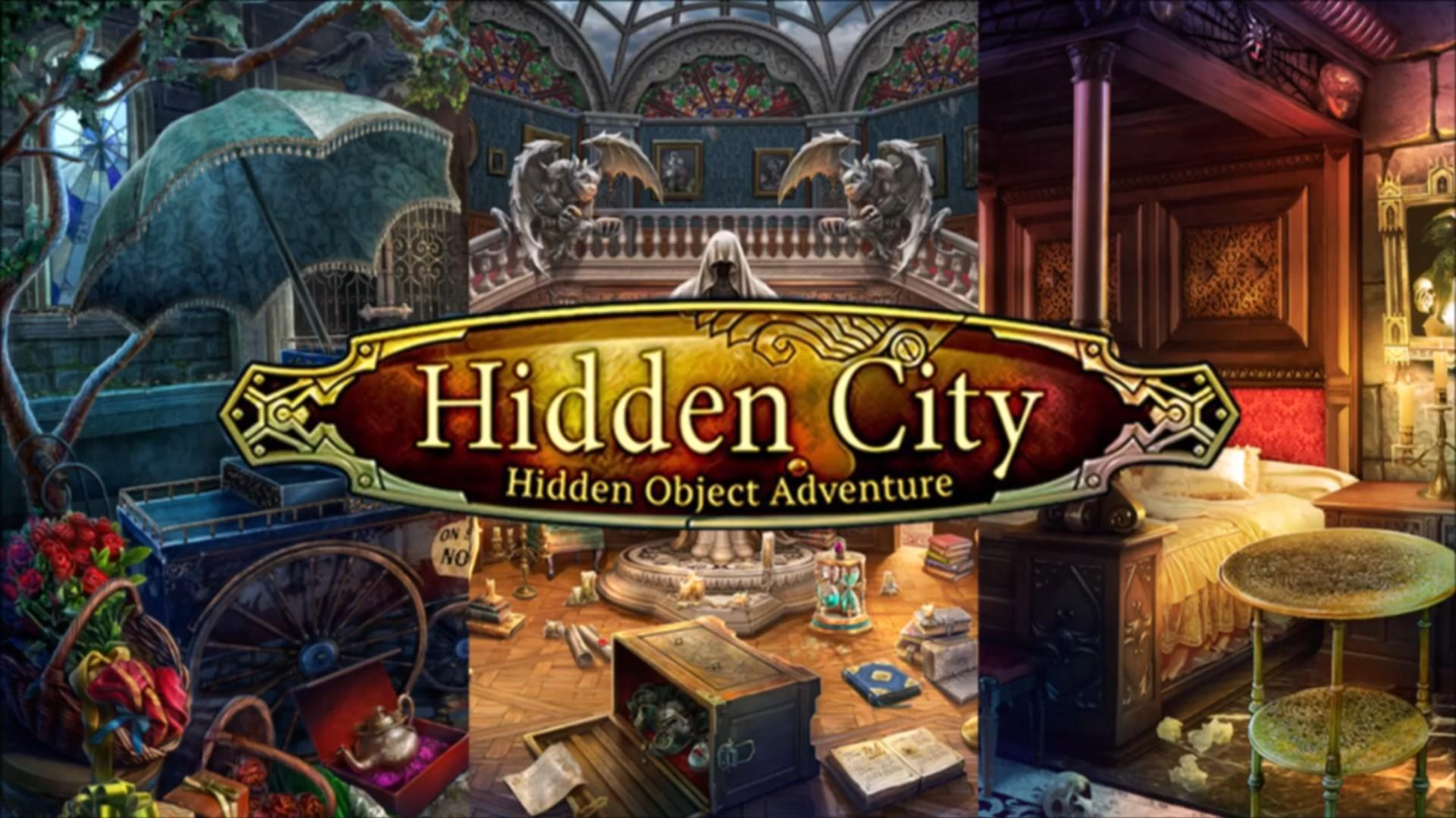 Hidden City feature