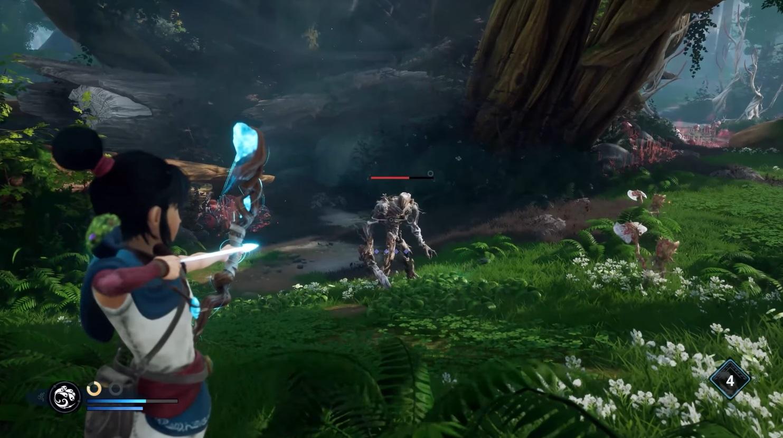 Kena Bridge of Spirits PS5 Game