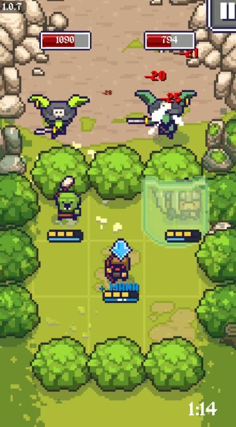 King Crusher gameplay