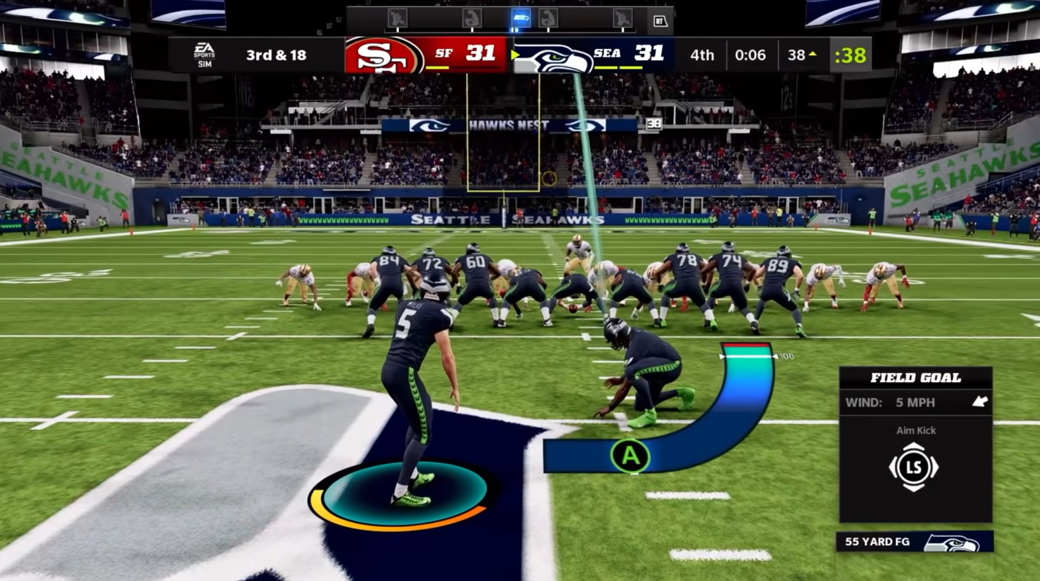 Madden 22 PS5 Game