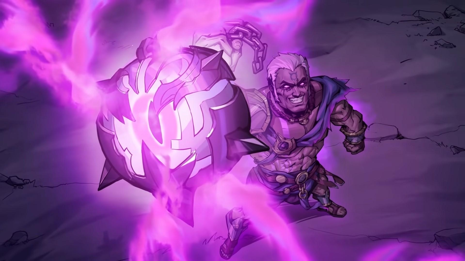 Mobile Legends Phoveus hero
