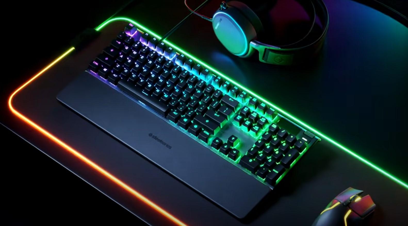 Keyboard Steelseries apex