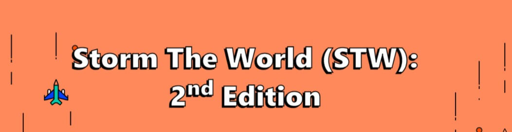 Storm The World cover