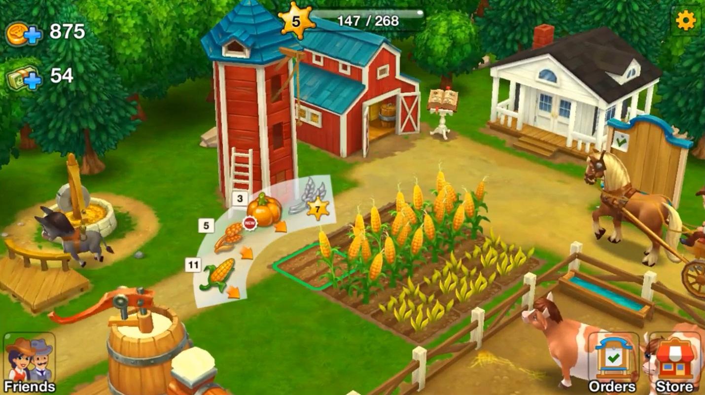 Wild West New Frontier Farming RPG